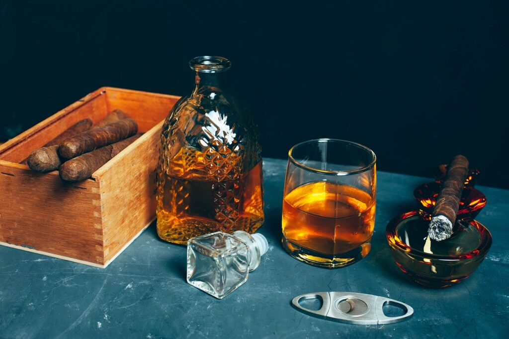 Decanter For Whisky