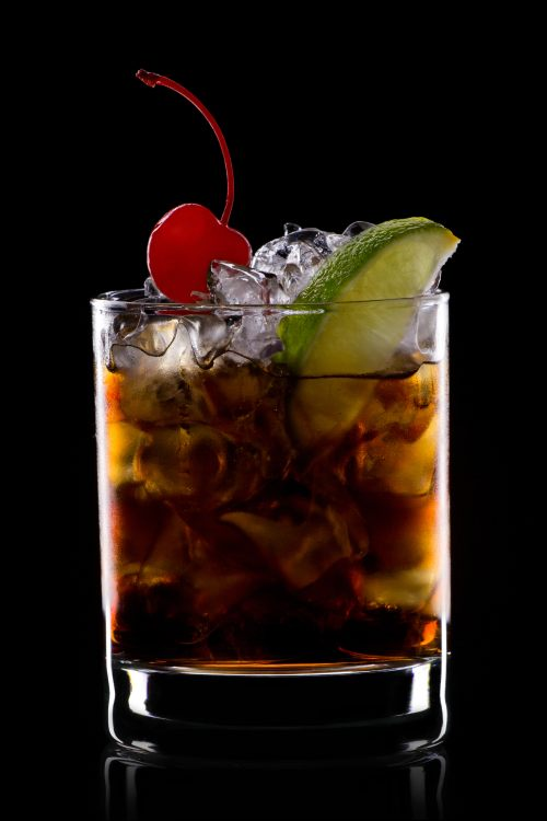 Best Way To Mix Whisky And Coke