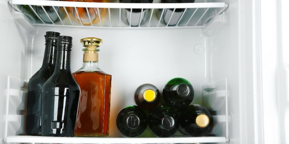 Can You Put Whiskey In The Freezer