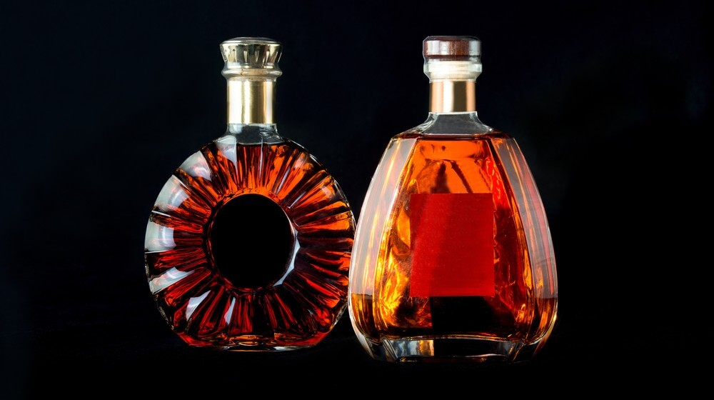 Comparison Between Cognac and Whisky