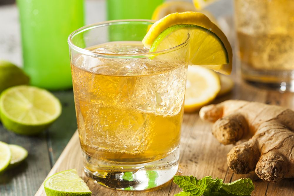 Ginger Ale To Mix With Jameson Whiskey