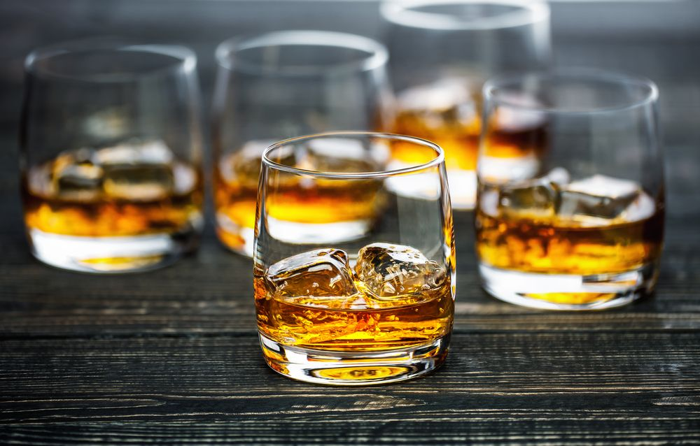 Types Of Whiskey Drinks
