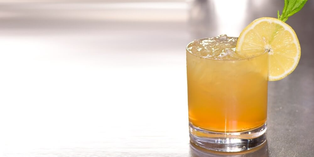 Whisky Cocktails Using Frozen Whisky