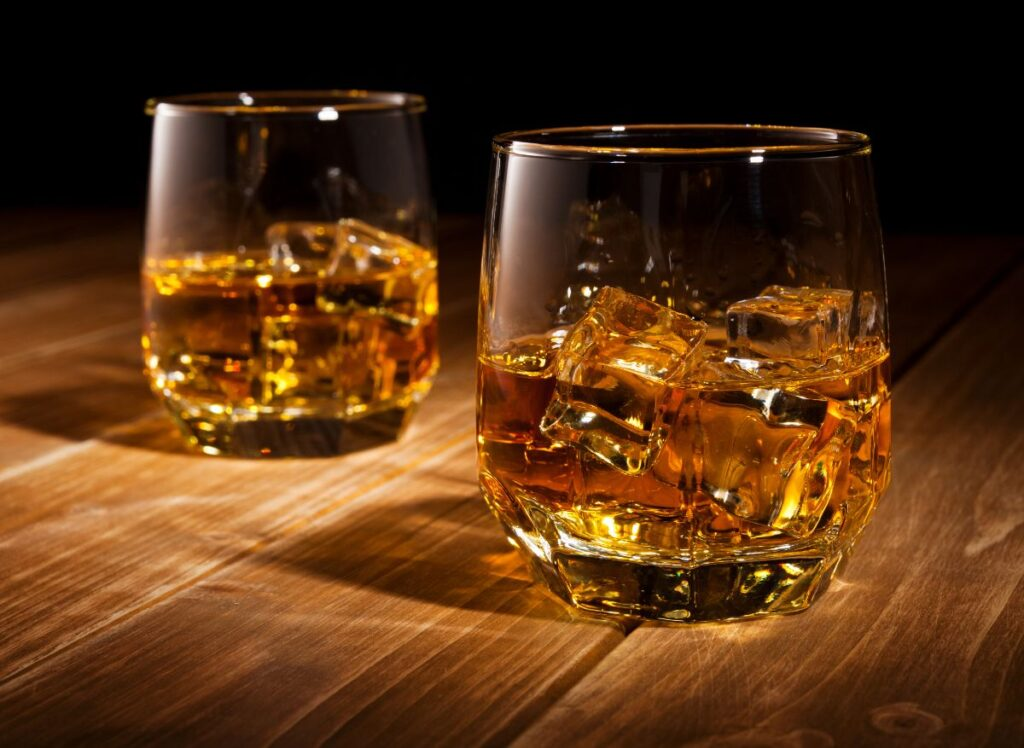 How to Drink Whiskey on the Rocks