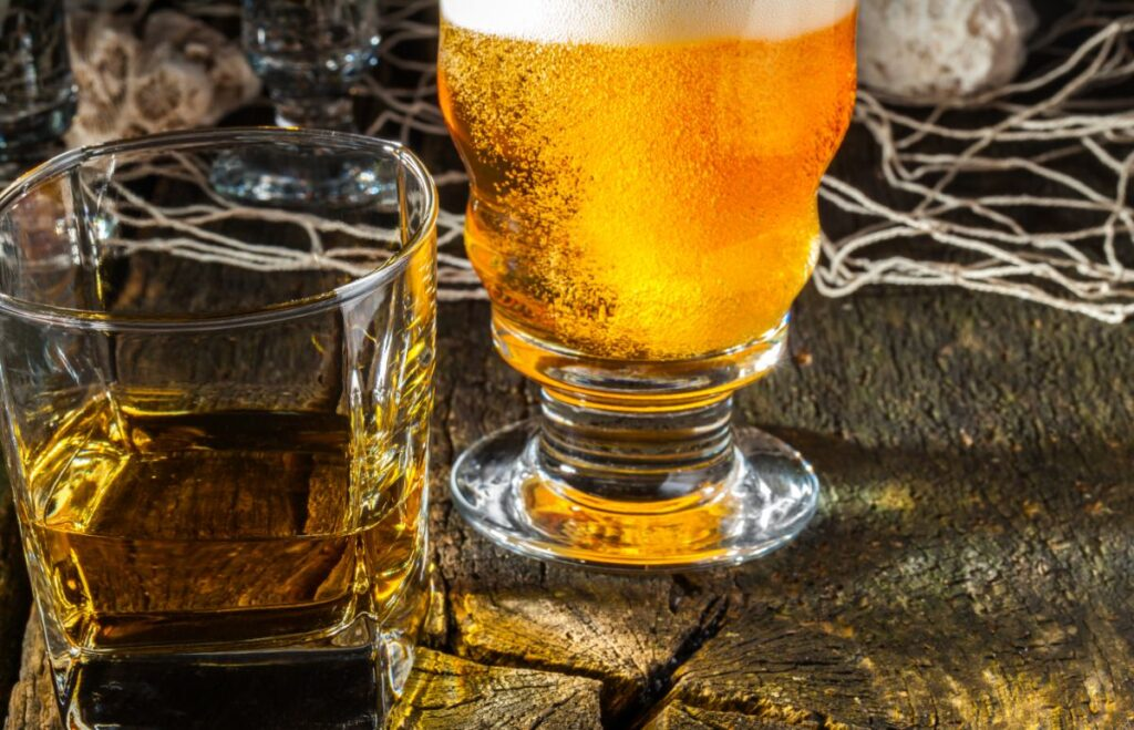 Beer and Whiskey Pairing